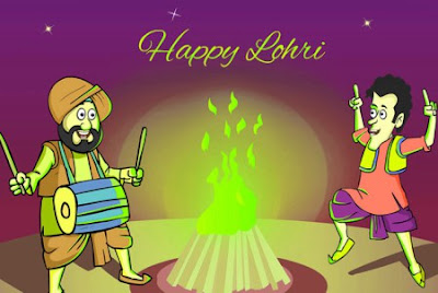 Lohri Wishes and Images