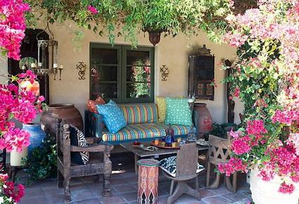 Ideas for decorating exteriors 4