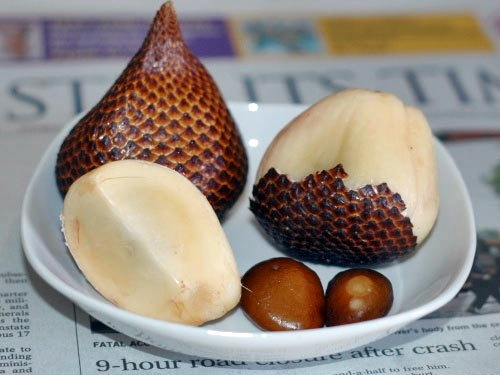 Benefits of Snakefruit Seed for Health
