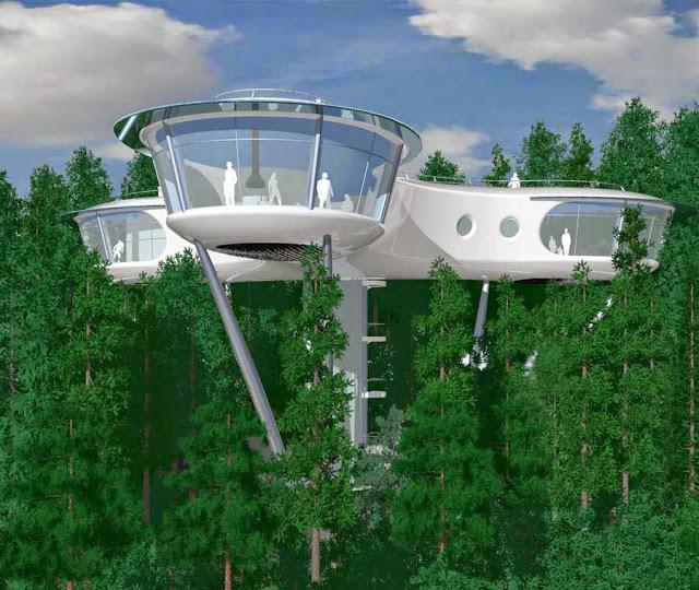 Sybarite Tree House