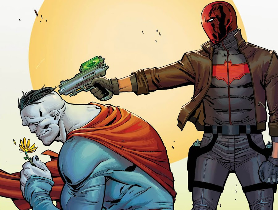 red hood & the outlaws rebirth