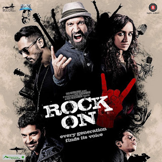 Rock On 2 2016 Hindi Full Movie Free Download Torrent 720p