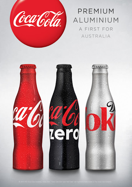 Prepaid Visa Card >> Aluminum Bottle Collector Club: Coca-Cola A First For Australia Aluminum Bottle 2012