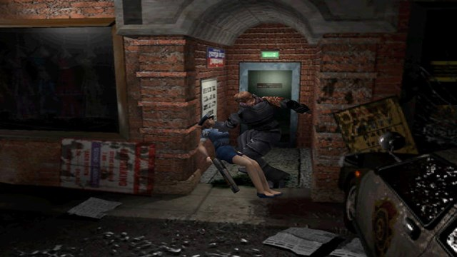 Download Resident Evil 3 Nemesis PC Games Gameplay