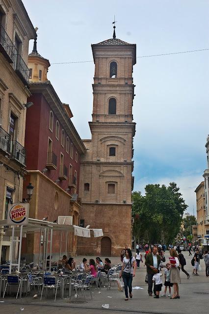 Kościół Murcja, co zobaczyć? Hiszpania
