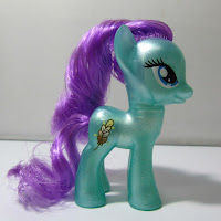 MLP Sapphire Joy Explore Equestria Pearlized Brushable