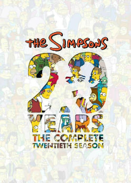 Os Simpsons - 20ª Temporada Desenhos Torrent Download capa