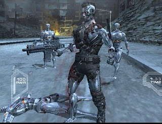 Terminator 3: The Redemption (PS2) 2004