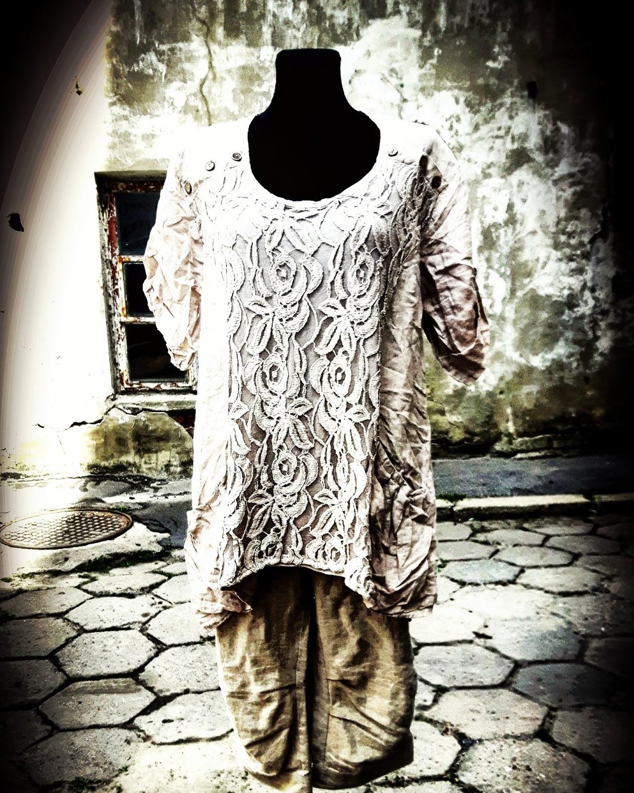 4bdde23ff4 Włoskie bluzki sukienki tuniki lublin secondhands moda styl look sklep  Narutowicza 18