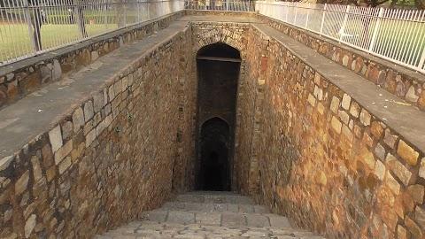 Old Fort Delhi India