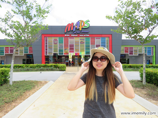 Movie Animation Park Studio (MAPS) Ipoh