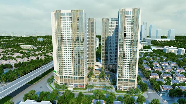 Chung cư Ecogreen City - Nguyễn Xiển