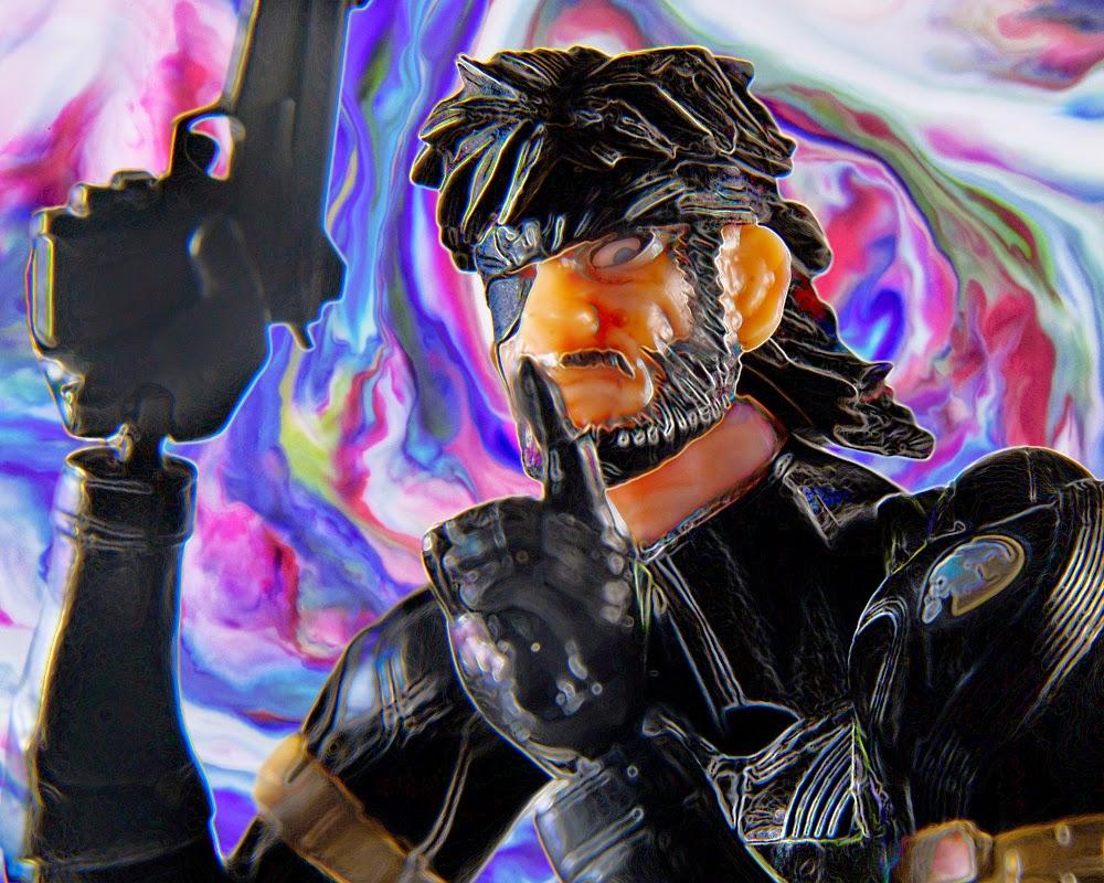 Fine Art of Metal Gear Solid Toy