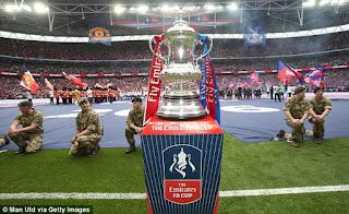 Hasil Undian Piala FA: Manchester United vs Derby County, Liverpool vs Everton