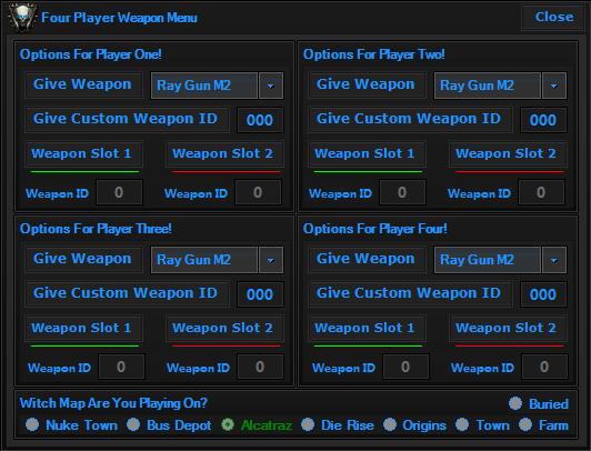 ser Black Ops II Zombies Trainer v4.0 Hileleri indir