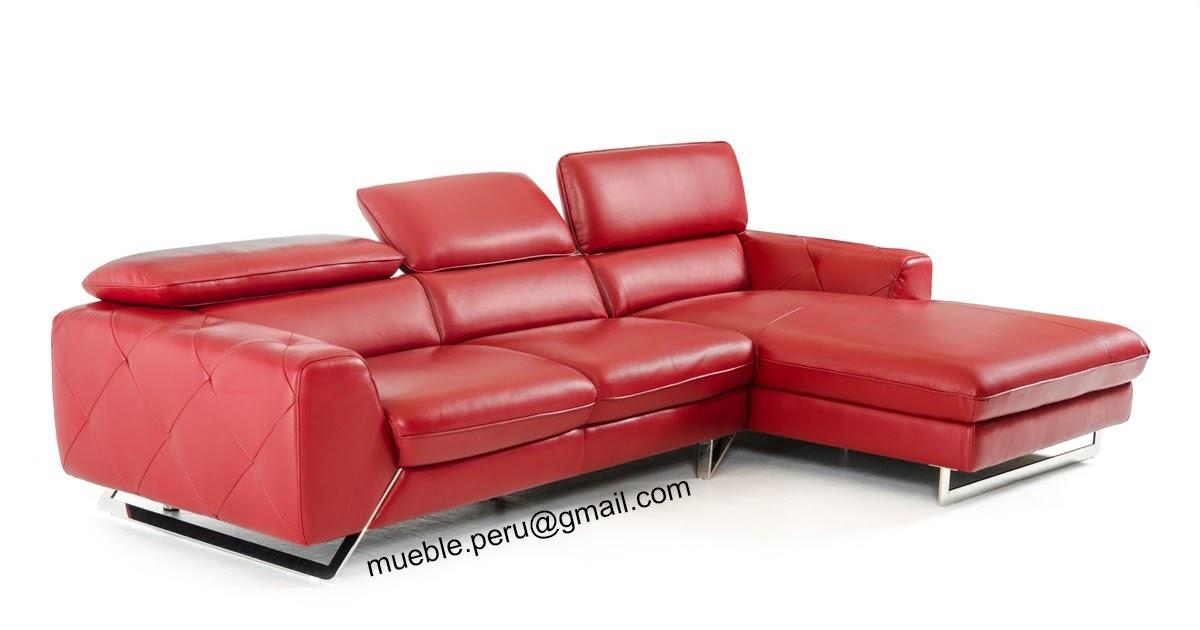 Mueble peru exclusivos muebles seccionales de dise o en Muebles seccionales lima