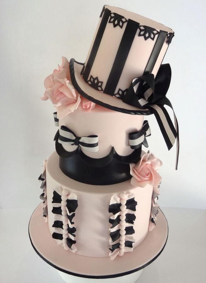 Cake De Mostacho