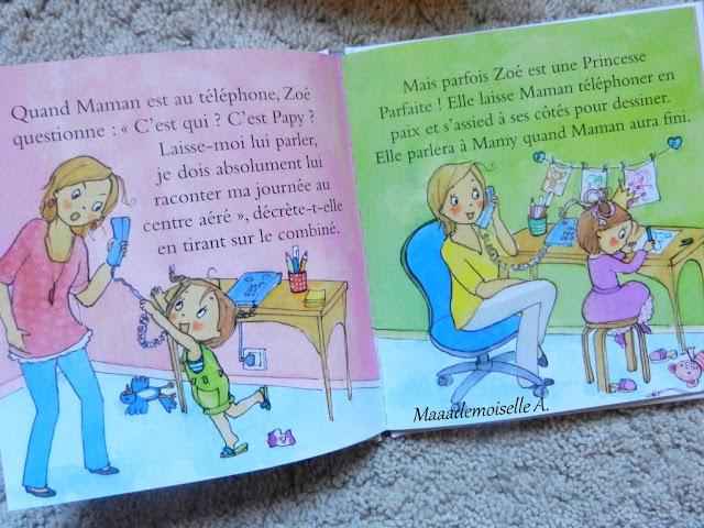 || Princesse Parfaite : Zoé est trop bavarde (Présentation & Avis)(Chut, les enfants lisent #34)