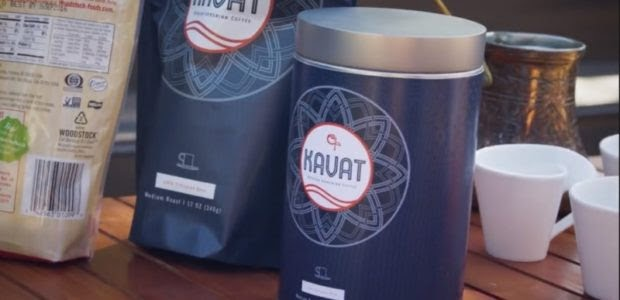 Serj Tankian presenta su marca de café armenio Kavat