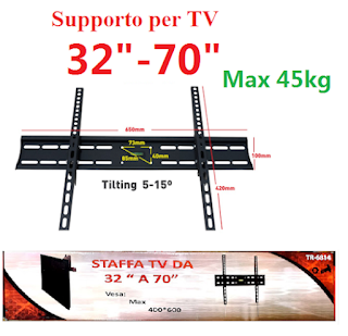 "staffa bracio tv 32-70"" trustech"