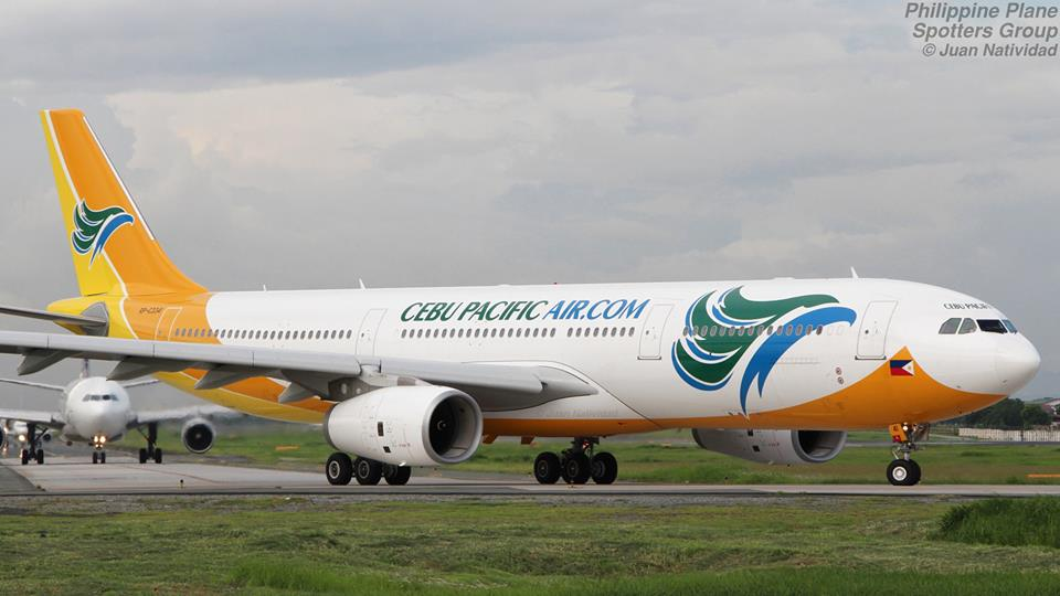 cebu pacific acquires two more a330 aircraft philippine flight network. Black Bedroom Furniture Sets. Home Design Ideas
