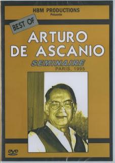 Best Of Ascanio Seminar Paris 1995 by Arturo De Ascanio