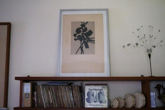 lithographie de Jorj Morin