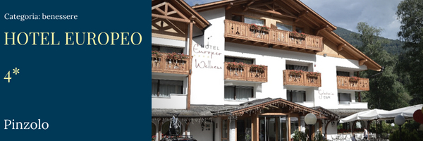 europeo wellness hotel pinzolo