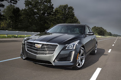 New Cadillac CTS 2018 Review, Specs, Price