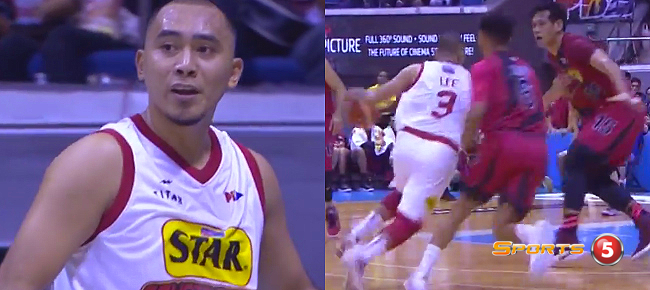 Paul Lee's First Basket as a Star Hotshot! (VIDEO)