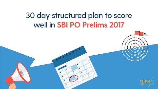 SBI PO Prelims 2017