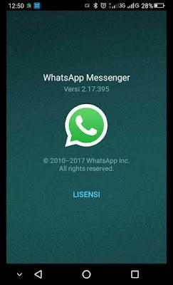 WhatsApp Versi 2.17.395 Sudah Bisa digunakan untuk menghapus pesan salah kirim melalui WA
