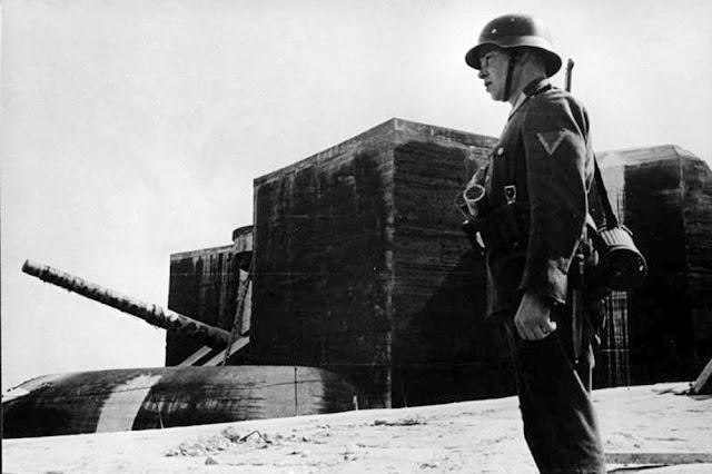Batterie Lindemann, soldier