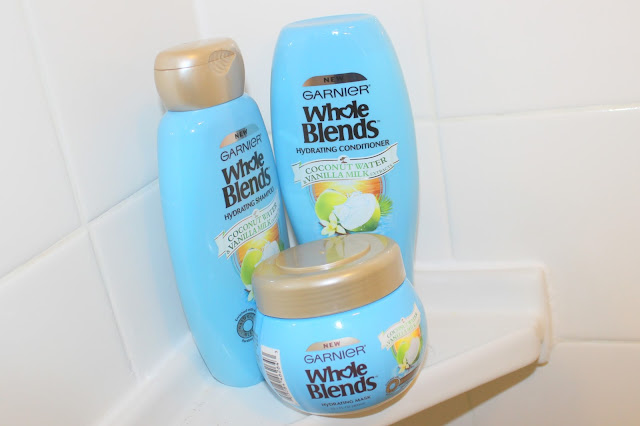 Whole Blends Hair Care
