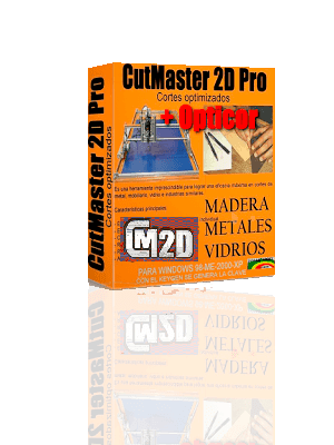 CutMaster 2D Pro