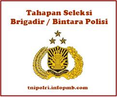 Info Pendaftar dan Kegiatan Seleksi Brigadir  Tahapan Seleksi Bintara Polri, TI  Musik 2019-2020