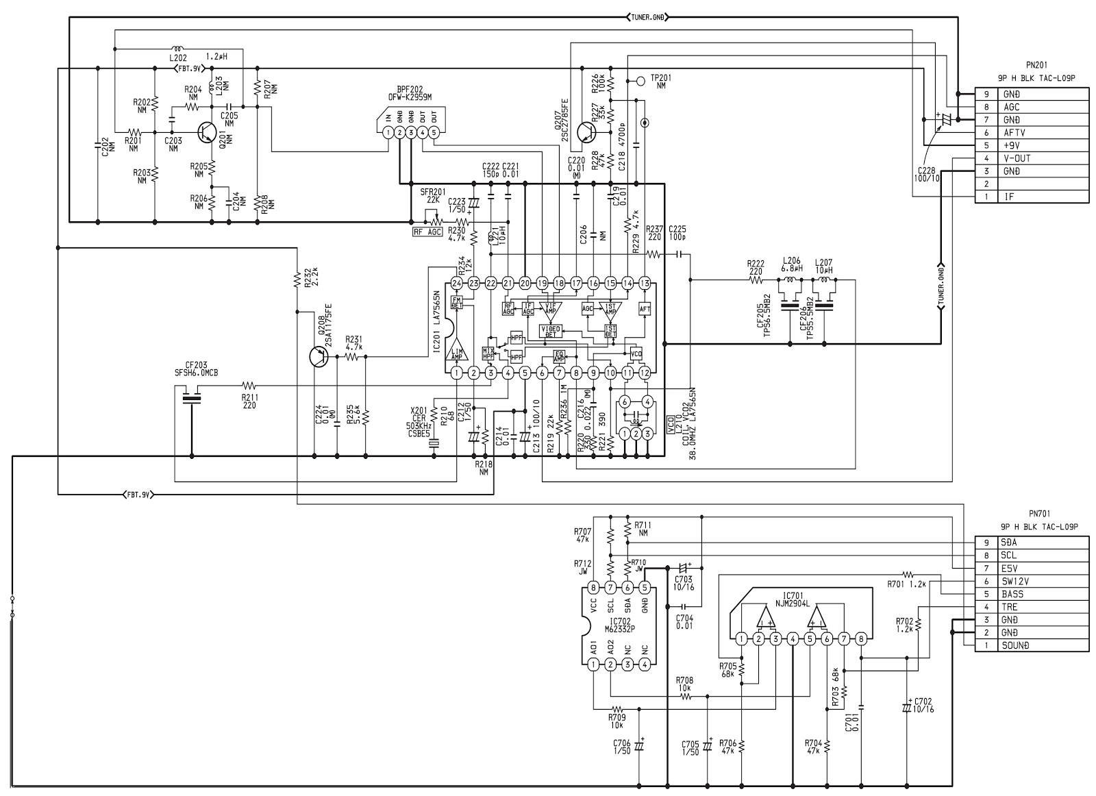 Aiwa Wiring Diagram Electronic Diagrams Crutchfield Tv A219 A209 A149 Circuit Electro Help Luxman