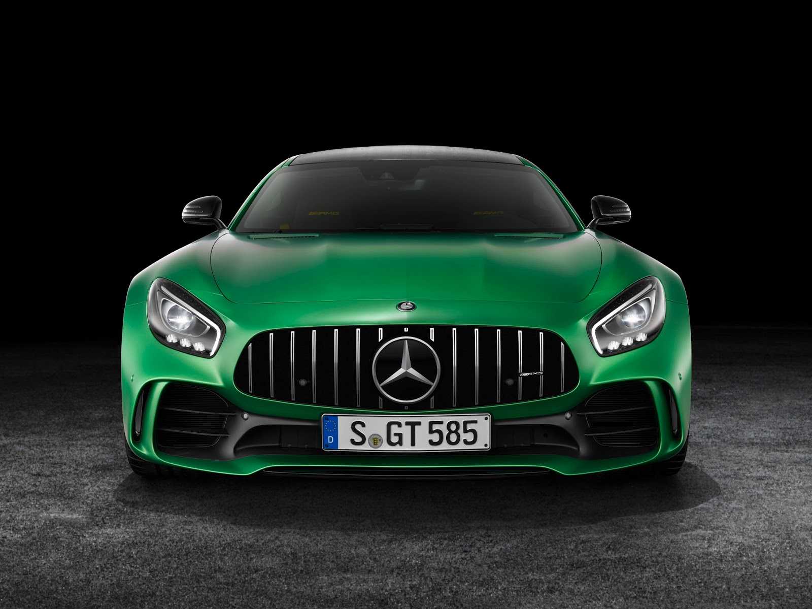 Mercedes-AMG GT R: Full Press Release and Photos - Moto Arigato on