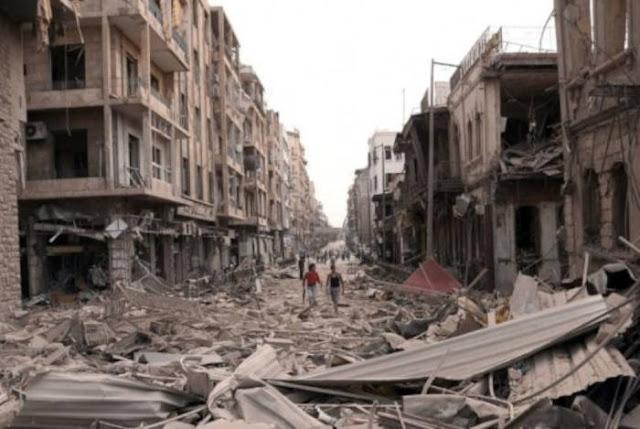 Aleppo, Suriah
