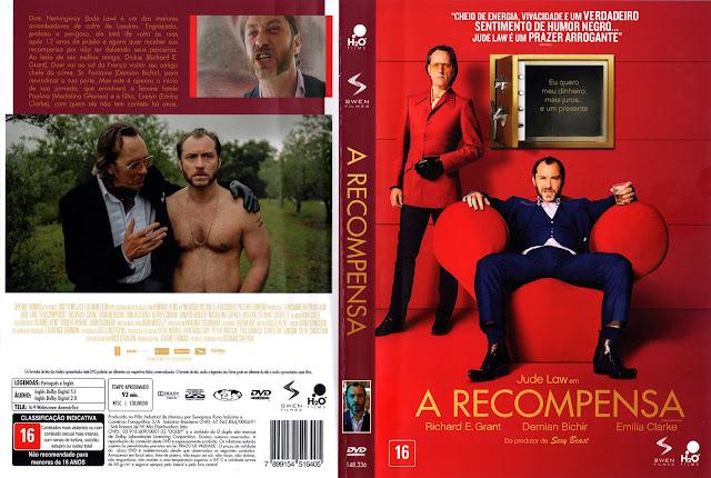Capa DVD A Recompensa