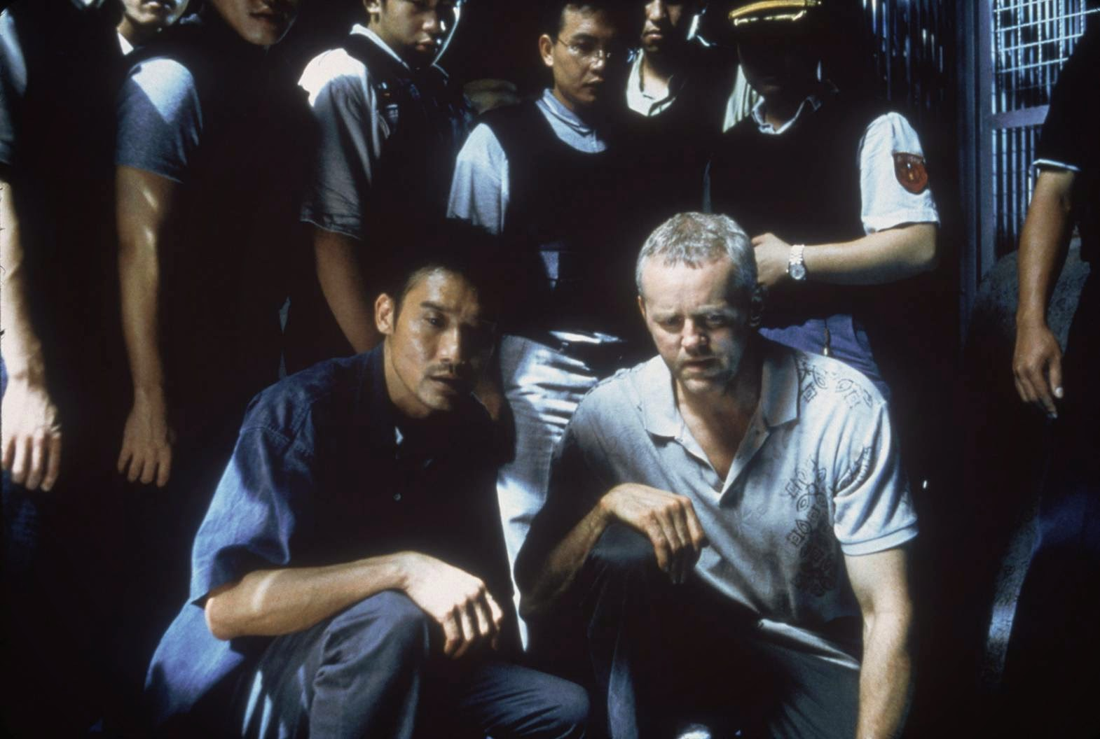 Patricia Ja Lee David Choe And starred by david morse Patricia Ja Lee David Choe