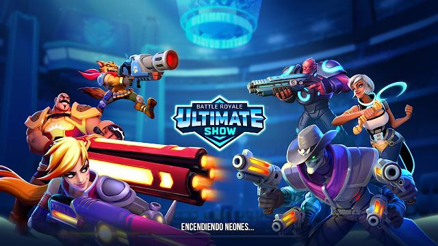 Seru atau Tidak Game Android Battle Royale : Ultimate Show??