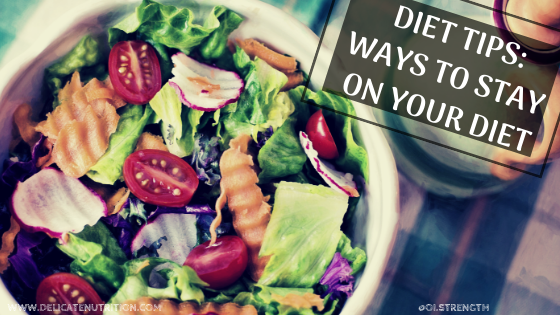 """Ways To Stay on Your Diet"" (Methods 