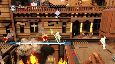 The LEGO ® Movie Video Game Mod Apk Terbaru + Data (Mega Mod)