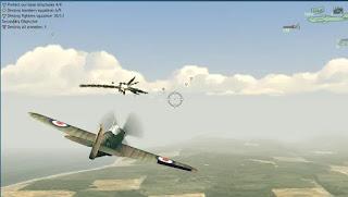 Guerra di aerei 3D