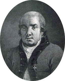Giacomo Quarenghi spent most of his working  life in St Petersburg in Russia