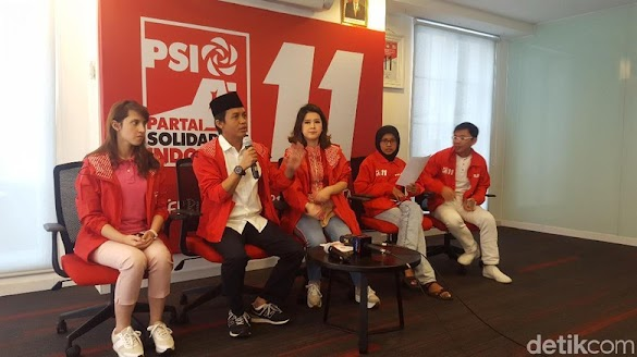 Viralkan Video Rezim Orba, PSI Dipolisikan Pecinta Soeharto