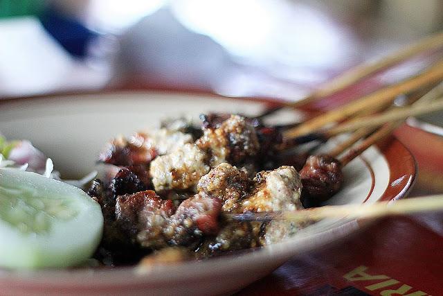 Sate Landak Bu Ria - Wisata Kuliner di Malang
