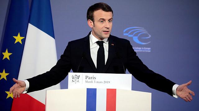 """Francia: Si el Parlamento británico vuelve a rechazar la propuesta de la UE, habrá """"un Brexit sin acuerdo"""""""