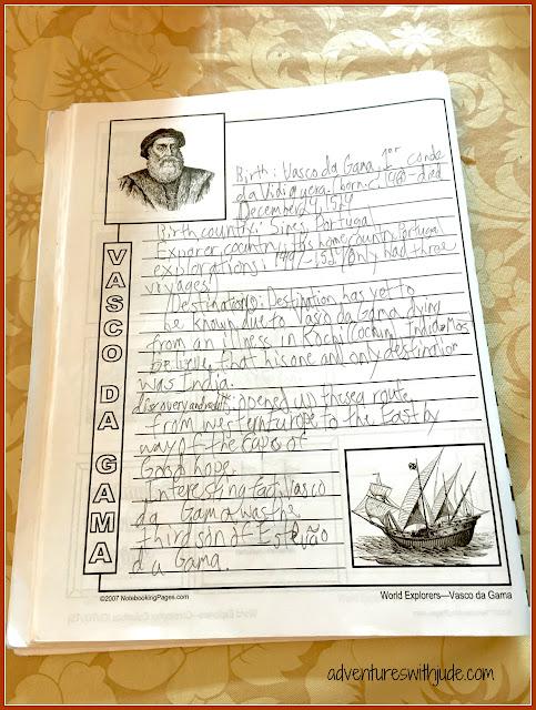 explorer notebook